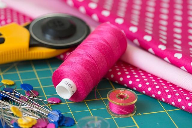 potřeby pro šití