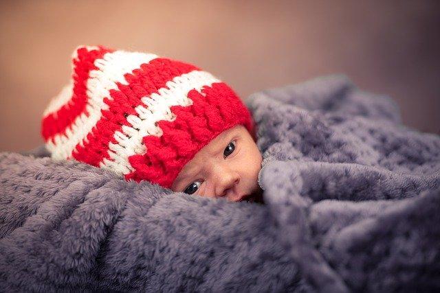 novorozenec fotografie