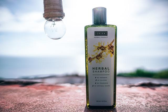bylinný šampon