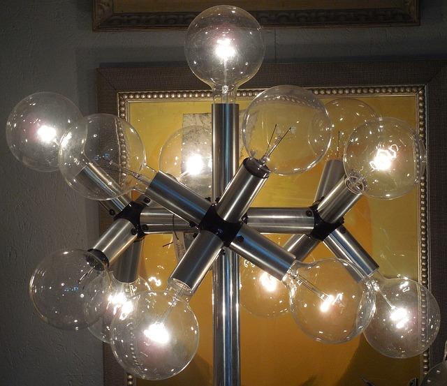 svítidlo s vláknovými žárovkami