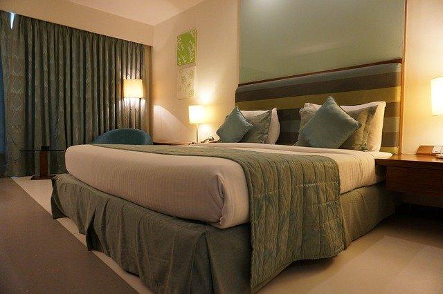 luxusní ubytování