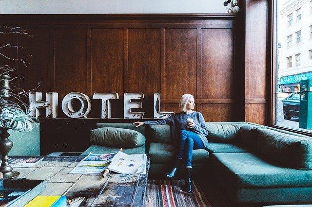 hotelové výhody